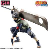 G.E.M. Series Naruto Shippuden Hatake Kakashi Ninkai TaisenVer. PVC Figure