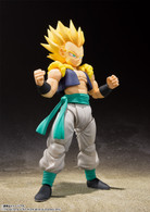 S.H.Figuarts Super Saiyan Gotenks Action Figure