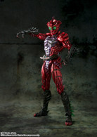 S.I.C. Kamen Rider Amazon Alfa Action Figure