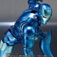 S.H.Figuarts Iron Man MK-3 Blue Stealth Color Action Figure