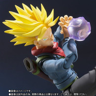 S.H.Figuarts Dragon Ball Super Saiyan Future Trunks Action Figure