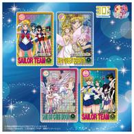 Carddass 30th Anniversary Best Selection Set Pretty Guardian Sailor Moon Graffiti ver.