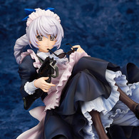 Full Metal Panic! Invisible Victory - Teletha Testarossa Maid Ver. 1/7 PVC Figure