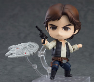 Nendoroid Star Wars Episode 4: A New Hope - Han Solo Action Figure