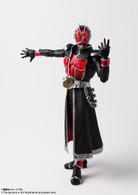 S.H.Figuarts (Shinkoccou Seihou) Kamen Rider Wizard Flame Style Action Figure