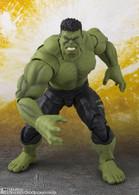 S.H.Figuarts Hulk (Avengers: Infinity War) Action Figure