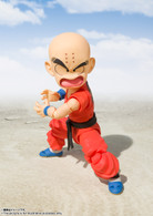 S.H.Figuarts Dragon Ball - Krillin -Childhood- Action Figure