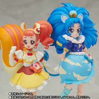 S.H.Figuarts Pretty Cure - Cure Custard & Cure Gelato Set Action Figure