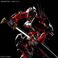 High-Resolution Model 1/100 Gundamu Astray Red Frame
