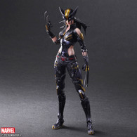 Variant Play Arts Kai MARVEL UNIVERSE X-23 Action Figure