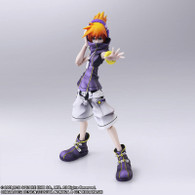 The World Ends with You -Final Remix- Bring Arts Neku Sakuraba Action Figure