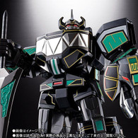 Soul of Chogokin GX-72B MEGAZORD (Black Version) Action Figure