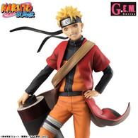 G.E.M. Series Naruto Shippuden Uzumaki Naruto Sennin Mode PVC Figure
