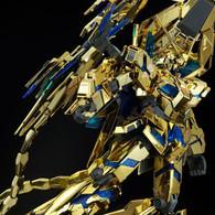 MG 1/100 RX-0 Unicorn Gundam 03 Phenex (Narrative Ver.) Plastic Model