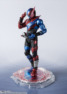 S.H.Figuarts Kamen Rider Build Rabbit Tank Form -20 Kamen Rider Kicks Ver.- Action Figure