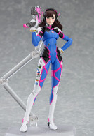 figma Overwatch - D.Va Action Figure