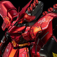 MG 1/100 The Gundam Base Limited MSN-04 Sazabi Ver.Ka [Special Coating Ver.] Plastic Model