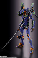 METAL BUILD Evangelion Unit 01 Action Figure