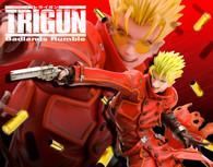 ARTFX J Movie Trigun Badlands Rumble Vash the Stampede Renewal Package ver. 1/8  PVC Figure
