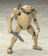 MODEROID Rk-92 Savage (SAND) (Full Metal Panic! Invisible Victory) Plastic Model
