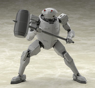MODEROID Rk-92 Savage (GRAY) (Full Metal Panic! Invisible Victory) Plastic Model