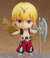 Nendoroid Fate/Grand Order - Caster/Gilgamesh Action Figure