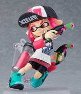 figma Splatoon Girl: DX Edition Action Figure