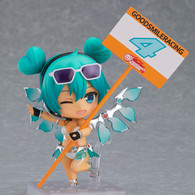 Nendoroid Racing Miku: 2013 Sepang Ver. (Hatsune Miku GT Project) Action Figure