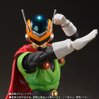S.H.Figuarts Dragon Ball - Great Saiyaman Action Figure