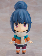 Nendoroid Laid-Back Camp - Rin Shima Action Figure