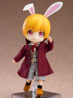 Nendoroid Doll: White Rabbit Action Figure