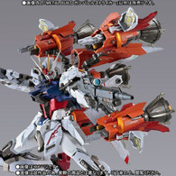 METAL BUILD Gunbarrel Striker for (Aile Strike Gundam) ( APR 2019 )