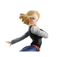 Dragon Ball Gals Dragon Ball Z - Android No.18 Ver.IV PVC Figure