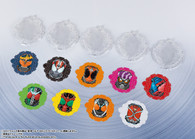 S.H.Figuarts Ridewatch Base Set -Heisei Rider Late Part-
