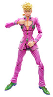 Super Action Statue JoJo's Bizarre Adventure Part V Giorno Giovanna