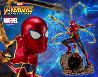 ARTFX+ Iron Spider -Infinite War- 1/10 PVC Figure