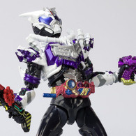 S.H.Figuarts Kamen Rider Build - Madrogue Action Figure