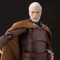 S.H.Figuarts Count Dooku (Star Wars: Episode III Revenge of the Sith) Action Figure