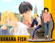 ARTFX J Banana Fish - Ash & Eiji 1/8 PVC Figure