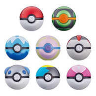 Pocket Monster Ball Collection REVIVAL (Set of 8)