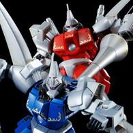 HG 1/144 Gaz-R/L Plastic Model