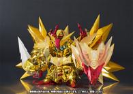SDX Gundam Superior Dragon Ex-AS Action Figure by BANDAI Premium