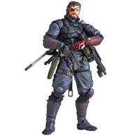 Vulcanlog 004 Venom Snake Sneaking Suit ver Action Figure