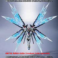 METAL BUILD Wings of Light Option SET for(Strike Freedom Gundam SEED)