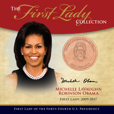 Michelle Obama First Lady Collection 44th Presidency