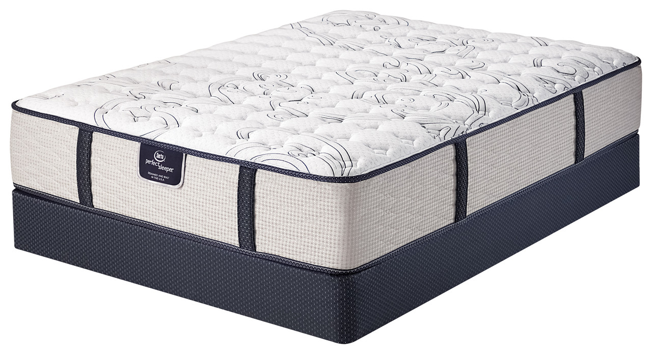 Serta Perfect Sleeper Elite Emerald Oaks Plush Mattress