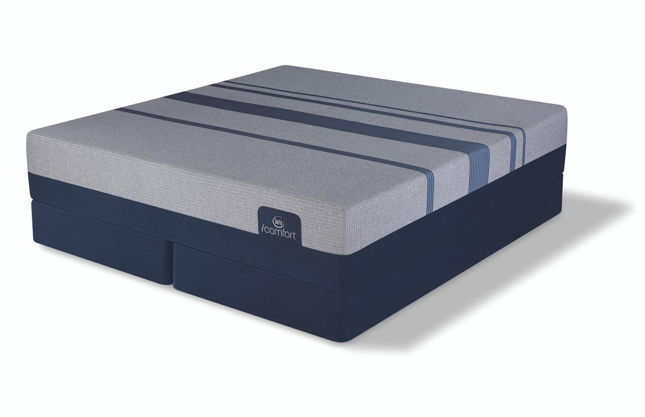 beautyrest platinum sale serta icomfort blue max elite luxury firm mattress 4