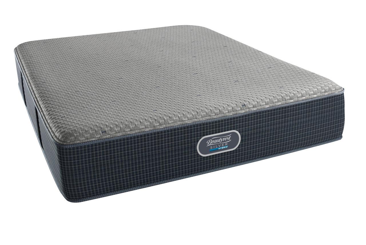sale simmons beautyrest silver hybrid manuel luxury firm mattress image 1