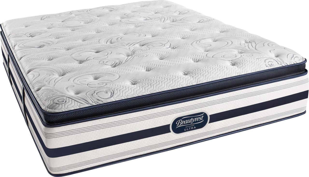 Simmons Beautyrest Recharge Ultra 850 Plush Pillow Top