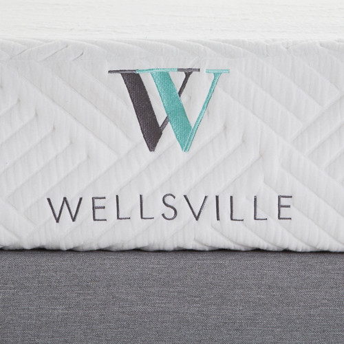 Wellsville 8 Quot Gel Memory Foam Mattress Dealbeds Com